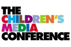 Children's Media Conference Logo for Website