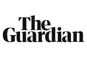 The Guardian Logo for Website