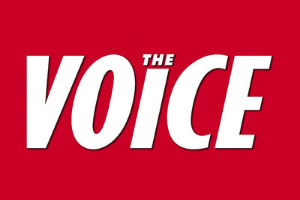 The Voice Logo for Website