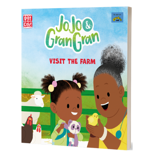 JoJo & GG Visit the Farm
